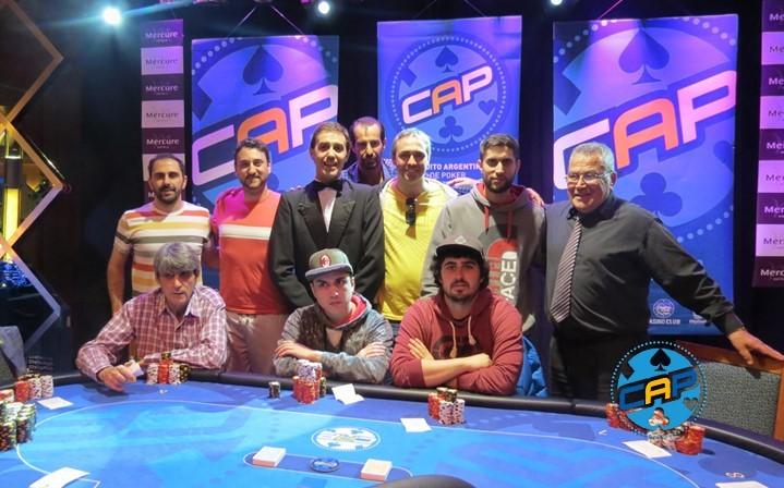 Casino Club Santa Rosa Torneo Poker
